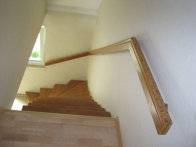 Handlauf Treppe tischlerei schwahn 31515 wunstorf treppen